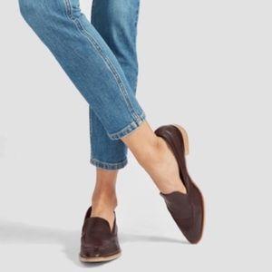 EVERLANE brown the modern loafer
